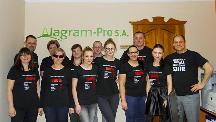 Jagram-Pro S.A. Deutchland
