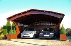 Carport Nevada Doppelcarport